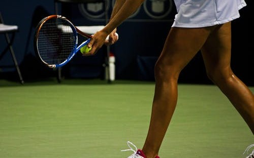 person-woman-sport-ball